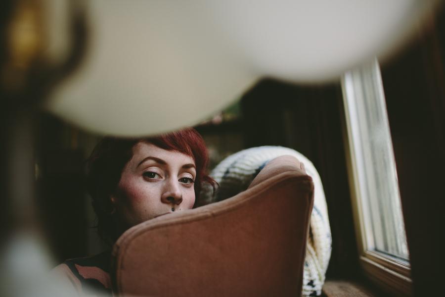 Portland Portrait Photographer // Brit 04