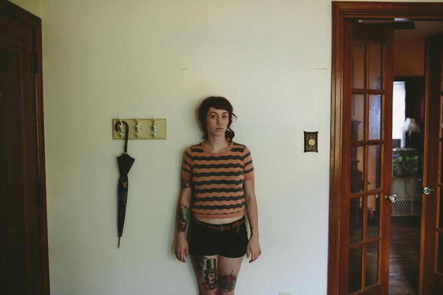 Portland Portrait Photographer // Brit 10