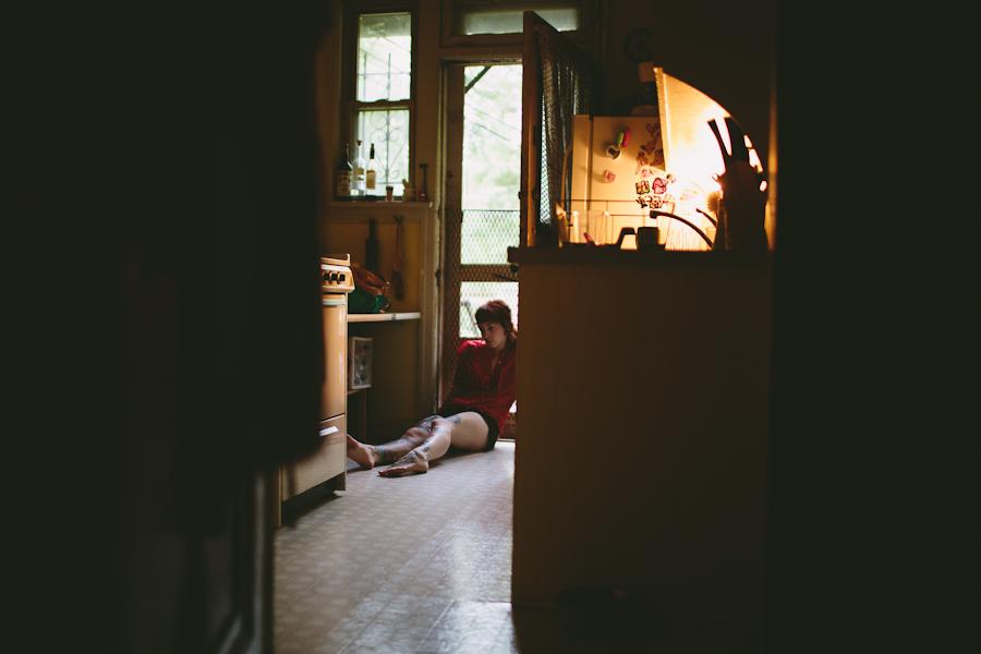 Portland Portrait Photographer // Brit 22