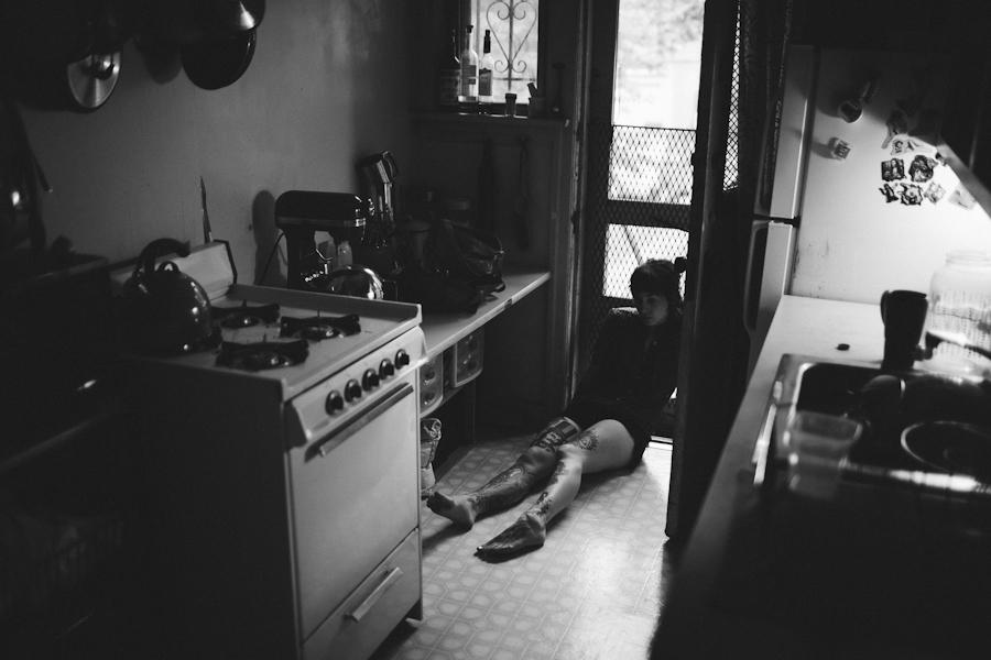 Portland Portrait Photographer // Brit 23