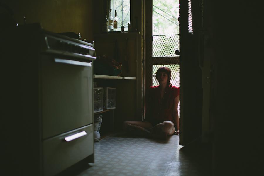 Portland Portrait Photographer // Brit 25