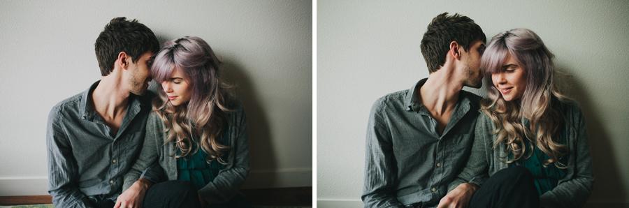 Kevin+Sherry // Portland Portrait Photography 02