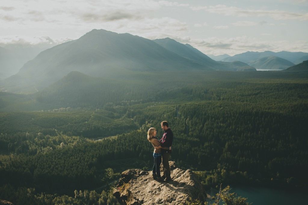 Mountain Engagement Photos 02